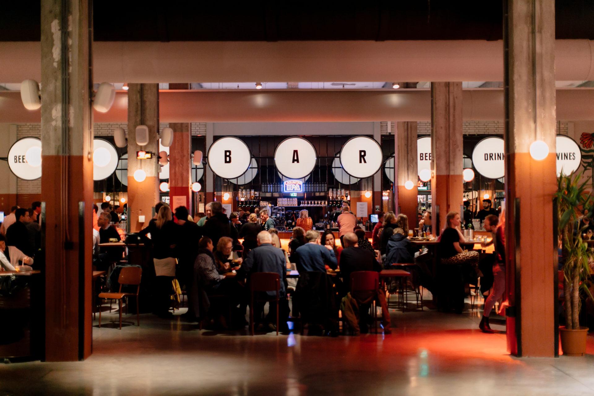 Rotterdam Venue