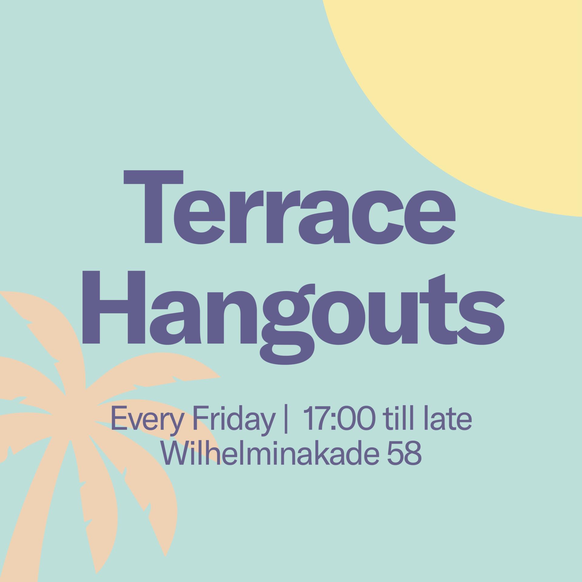 Beats & Bites: Terrace Hangouts