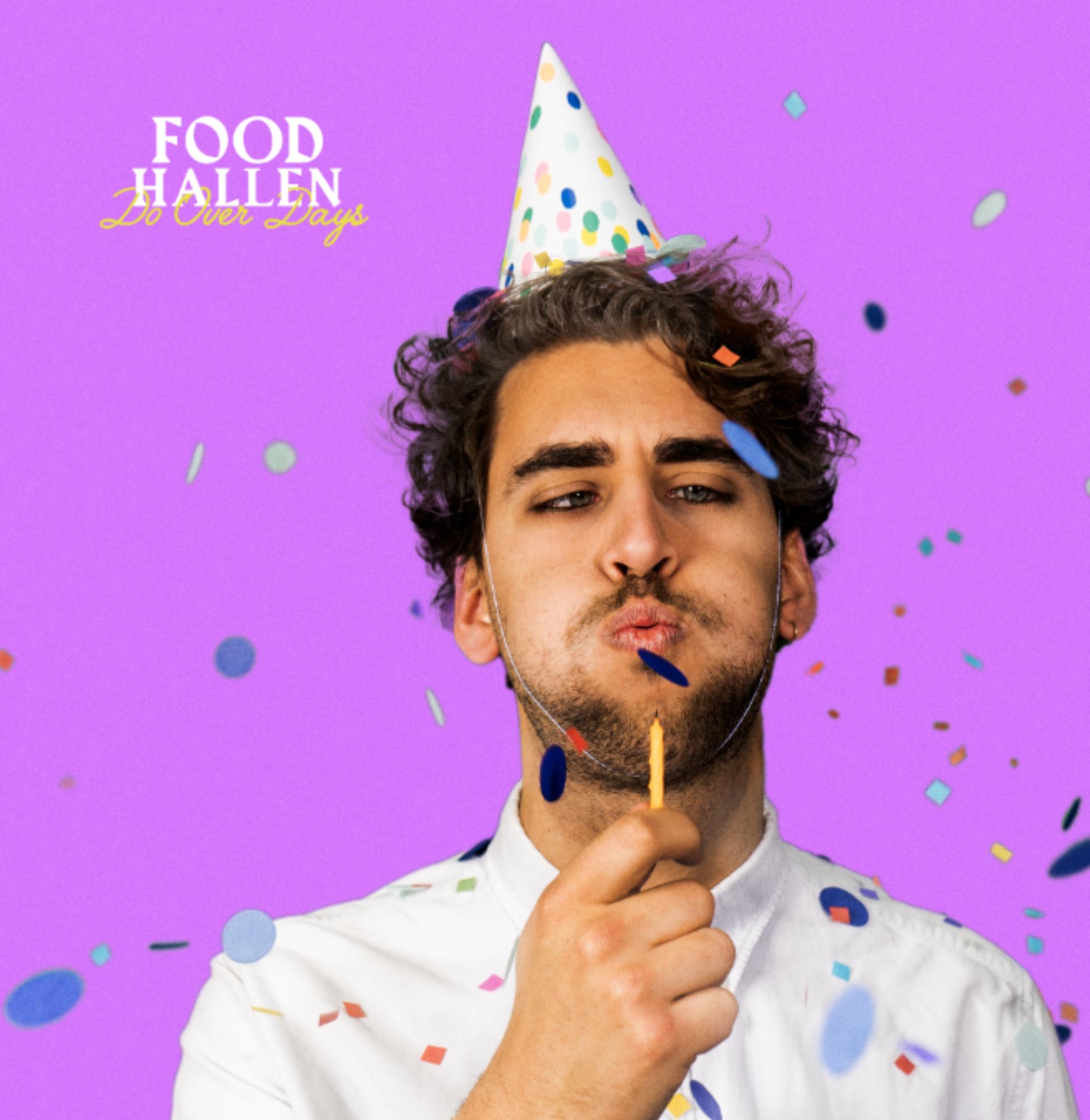 Do Over Days:  It's ya birthday